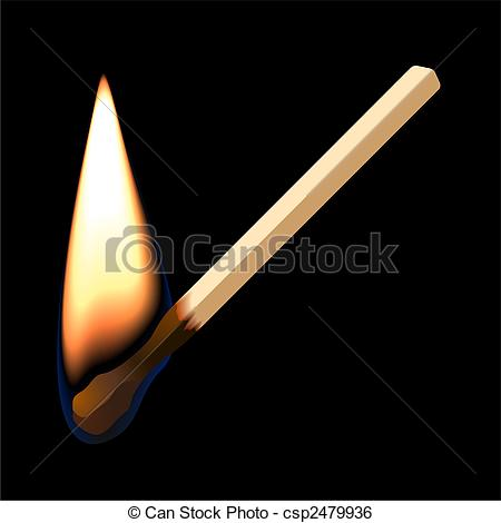 Matches clipart arson #4