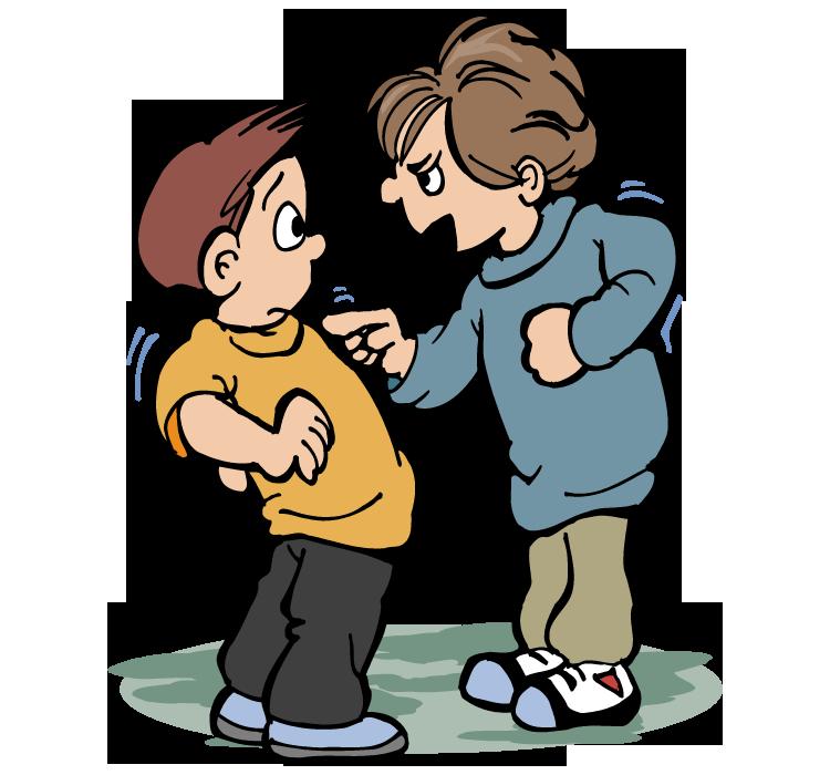 Violence clipart bully Behavior Clipart on aggressive Violence