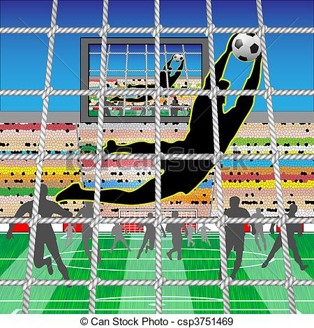 Match clipart unhealthy habit Illustration Football of a game