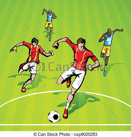 Game clipart soccer game #3