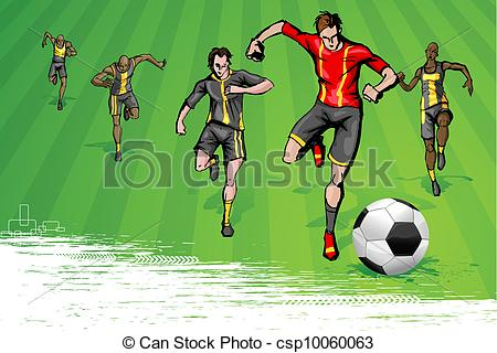 Game clipart soccer game #4