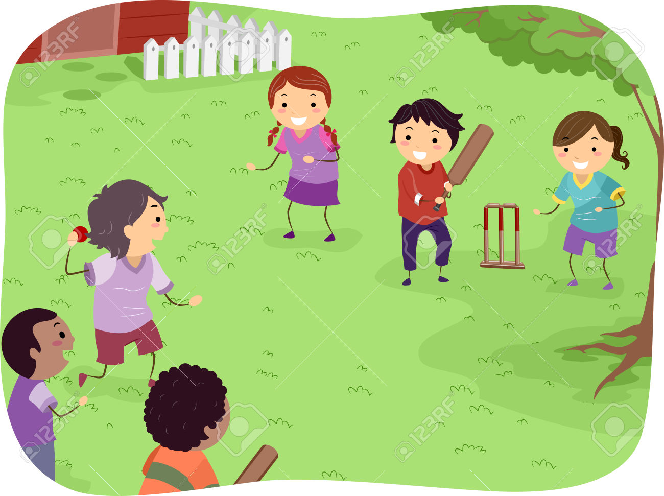 Game clipart cricket WikiClipArt clipart clipart clipartfest match