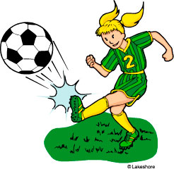 Game clipart soccer game #2
