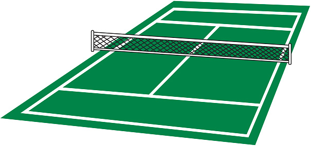 Match clipart tennis court Art Free Clip Download Clip