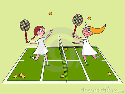 Match clipart tennis court Shirt Tennis Tennis Kid