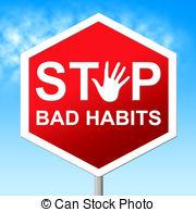 Match clipart unhealthy habit Danger and  Clip habits