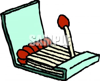 Matches clipart Book of Clipart Images Free