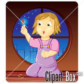 Matches clipart for kid #13