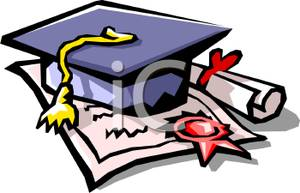 Maters clipart bachelor degree Collection Image: Art Graduation degree