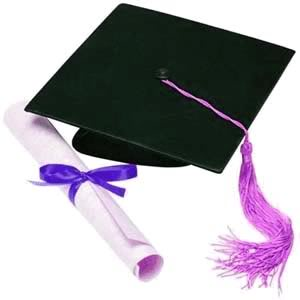 Maters clipart bachelor degree Campus Universal Online Channel to