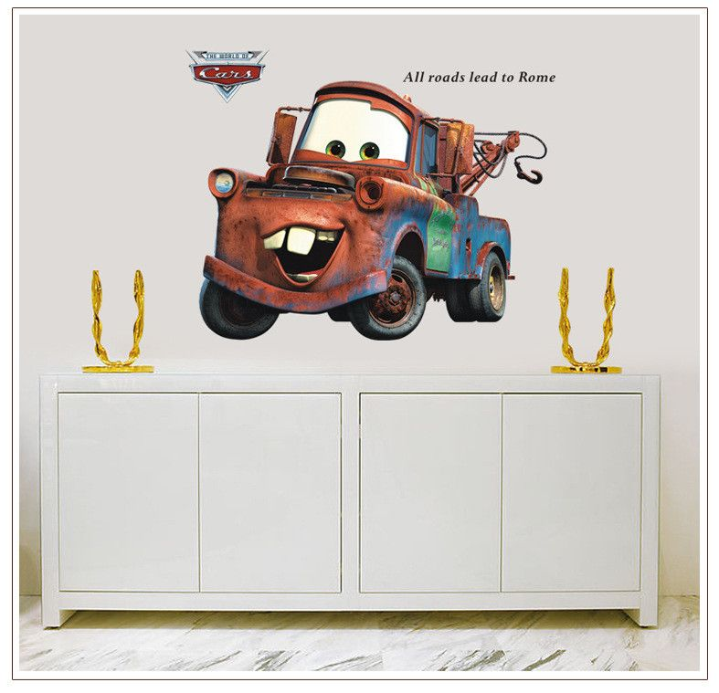Maters clipart critical Cars Wall  Lightning Mater