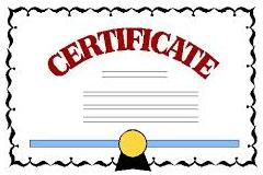 Maters clipart degree certificate Certificate letter Principal college to