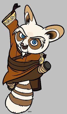 Maters clipart kung fu panda Master on FuDisney by Kung