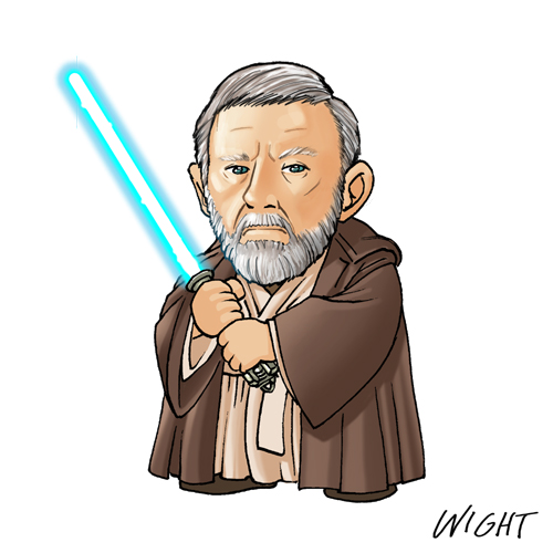 Maters clipart obi wan kenobi By for O Obi Wan
