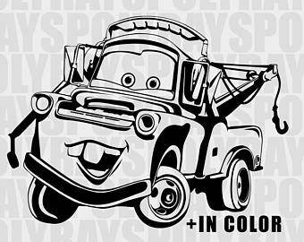 Maters clipart personal Car Mater Instant Disney Cars