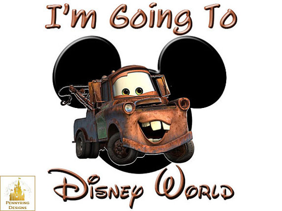 Maters clipart personal To Tow Disney World Family