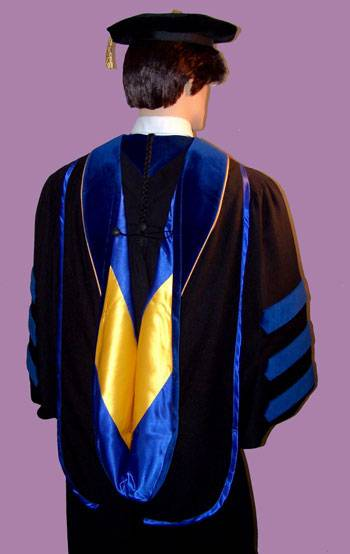 Maters clipart phd Above regalia PhD PhD doctoralgowns