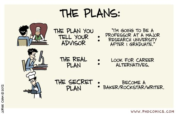 Maters clipart phd Plan secret The this boss