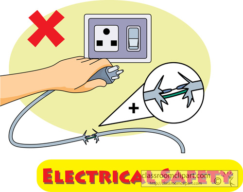 Electrical clipart electrical work #1
