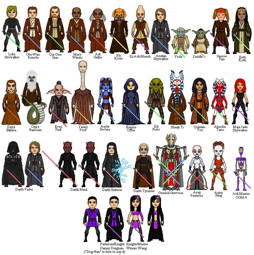 Maters clipart star wars character On even this A of