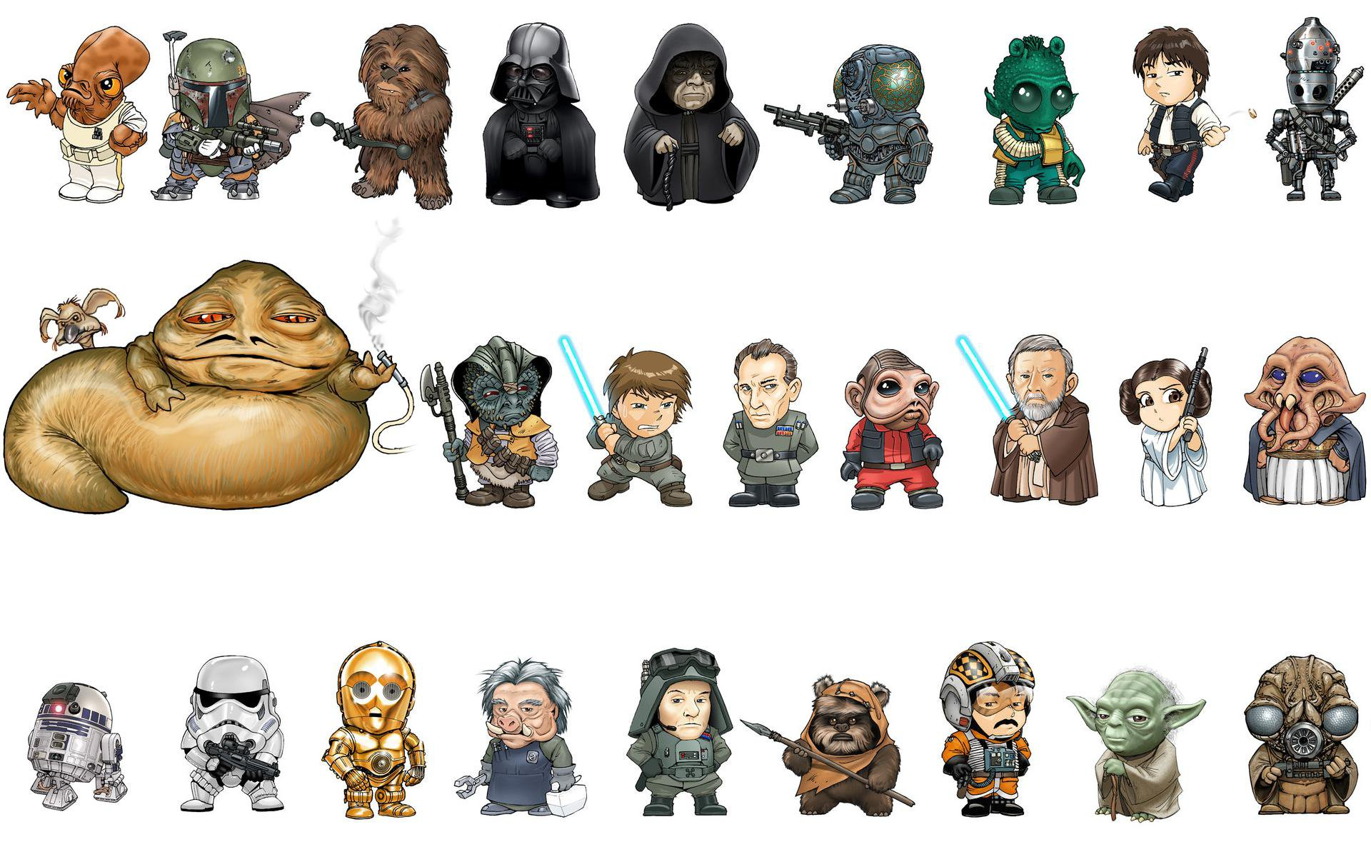 Maters clipart star wars character Star Wars by Wallpaper to