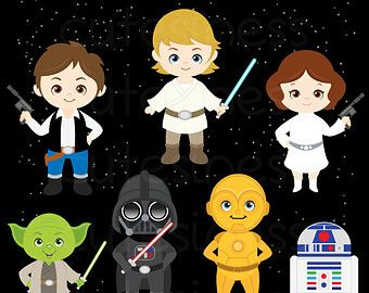 Maters clipart star wars character Wars Kids on Best ClipArtisan