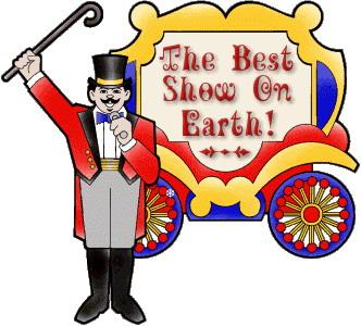 Carnival clipart circus ringmaster Free free clip clown clip