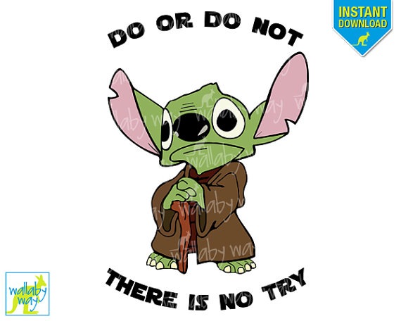 Star Wars clipart joda Printable YODA Disney On clip