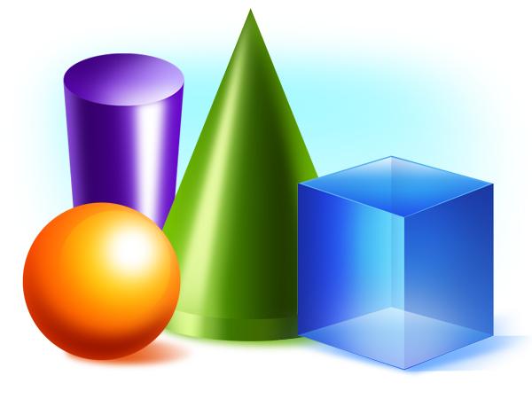 Other clipart 3d shapes Pinterest 3D Printouts Printouts Printouts