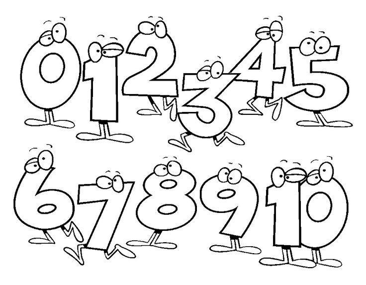 Monochrome clipart math #4
