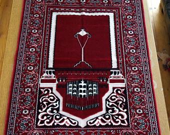 Matte clipart prayer mat Vintage Etsy Velvet mat mat