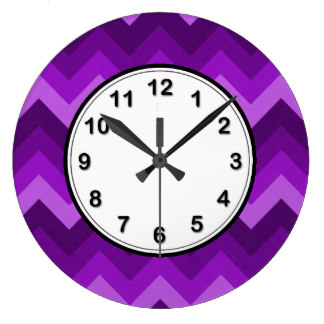 Mauve clipart basketball Clocks Hombre ZigZag Purple LG