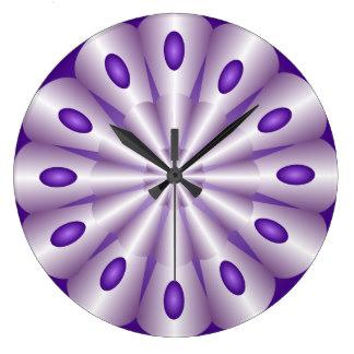Mauve clipart basketball Silk Clock Optical Illusion Zazzle