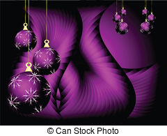 Mauve clipart bauble Of Vector Background Background; Abstract