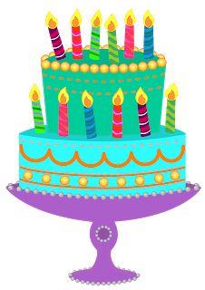 Cake clipart cute *~ Clip art 37