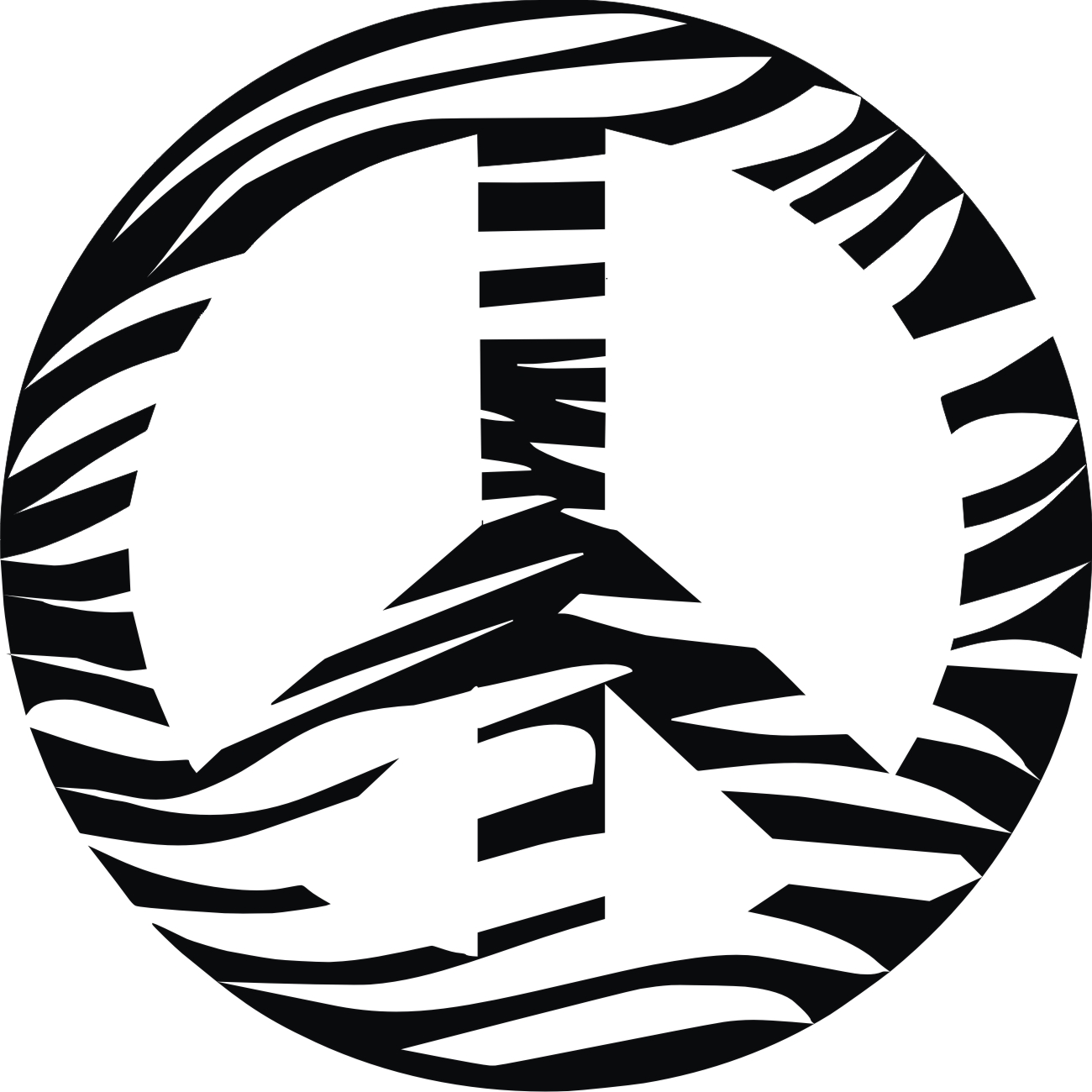 Peace Sign clipart peace word Images zebra%20print%20clipart Zebra Peace Sign