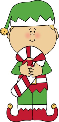 Candy Cane clipart kawaii With Arca elf candy by