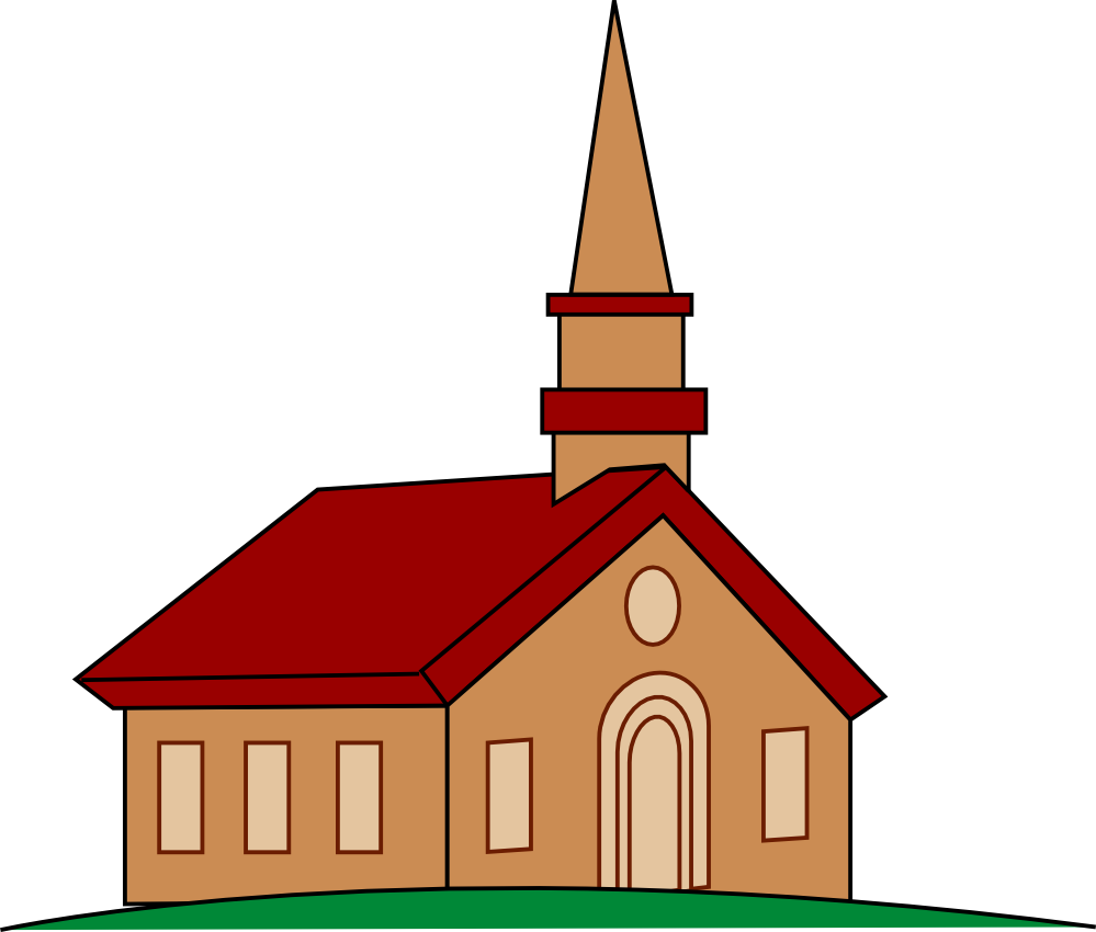 Religion clipart small church  Clip on Public Free