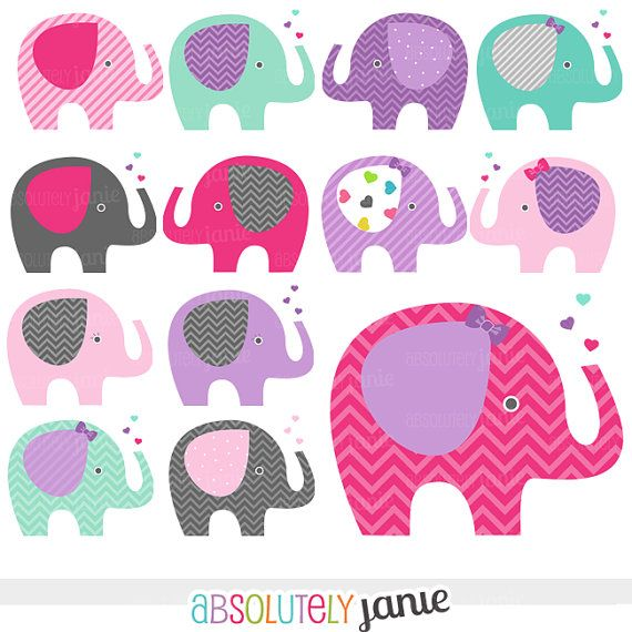 Umbrella clipart baby elephant Images Clip Use Girly (cliparts)