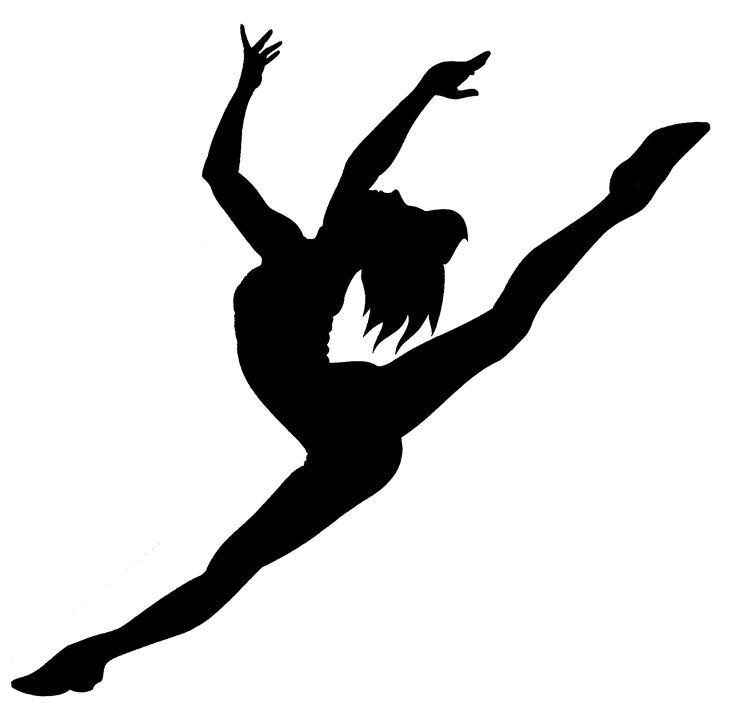 Danse clipart modern dance 25+ Pinterest Dance Team on