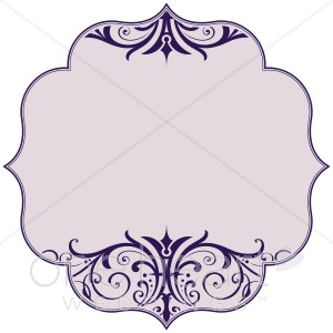 Wedding clipart boarder Scroll Borders Bracket Wedding Borders