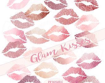 Mauve clipart kiss RG01 Purple Visual Bachelorette kissy
