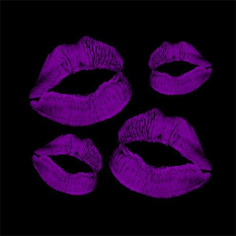 Mauve clipart kiss Everything Kisses Purple Purple+Kisses Purple