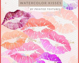 Mauve clipart kiss Kiss Lips Lips Art Clipart