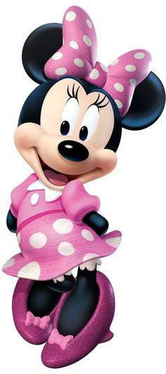 Mauve clipart minnie mouse Cartoon about A World Minnie