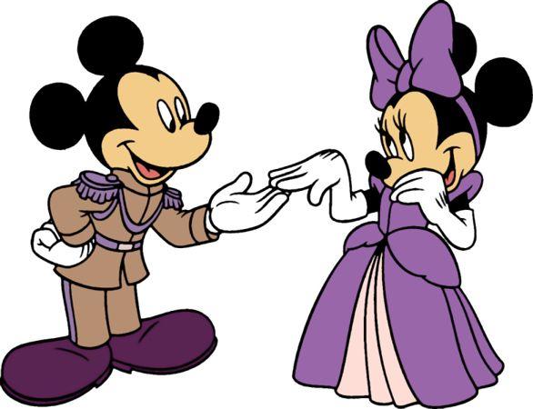 Mauve clipart minnie mouse #4