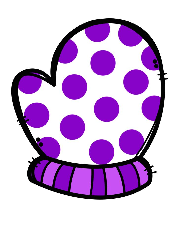 Mauve clipart mitten More best about 61 this