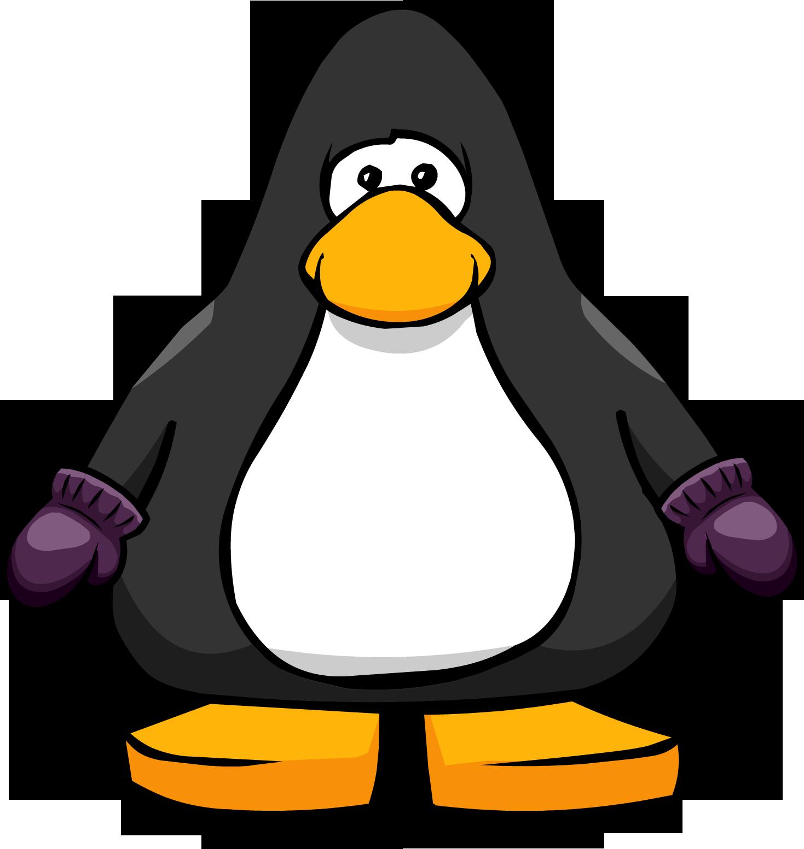 Mauve clipart mitten Image png Penguin PC Mittens