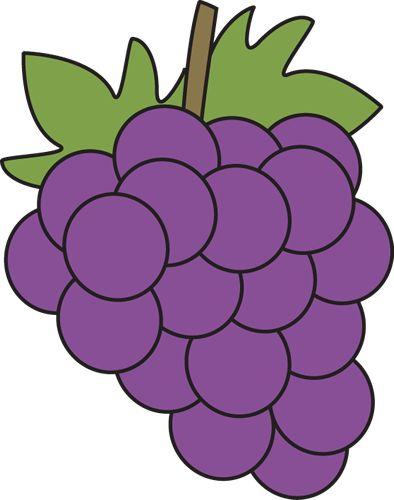 Grape clipart bunch grape About cubbies images on grapes