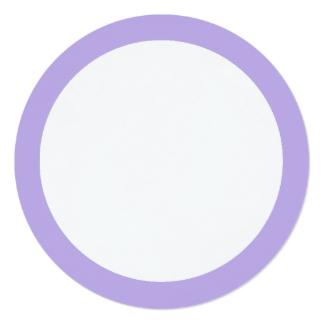 Mauve clipart pacifier Zazzle Purple Card Invitations Light